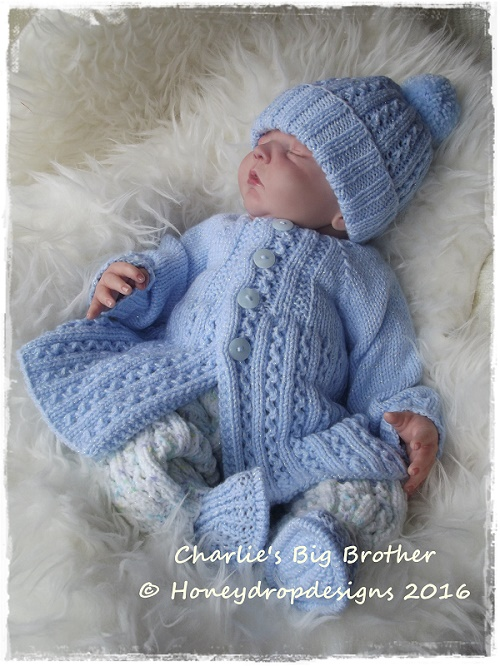 Charlie's Big Brother/Sister (2 Sizes)-