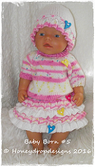 Baby Born 5-