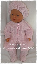 Baby Born 7-