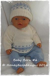 Baby Born 6-