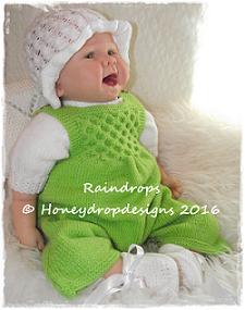 RAINDROPS (4 Sizes)-