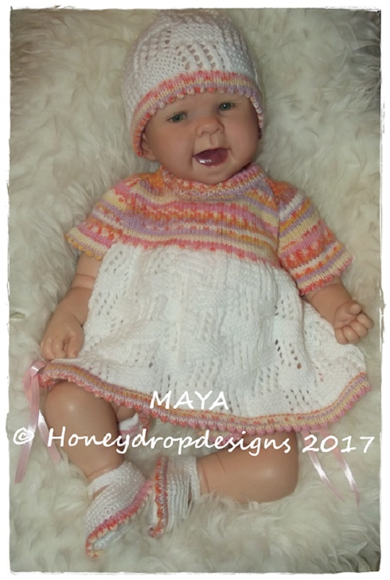 """New Design"" MAYA (3 Sizes)-"