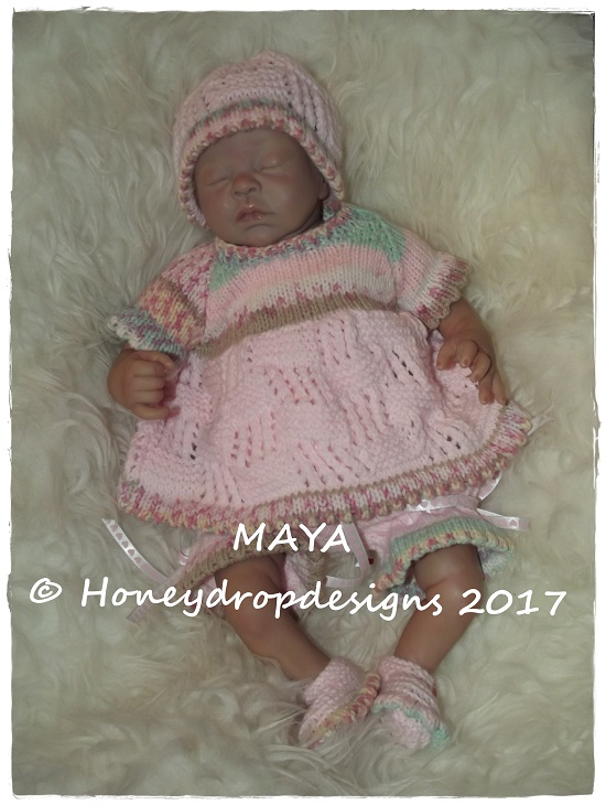 MAYA (3 Sizes)-