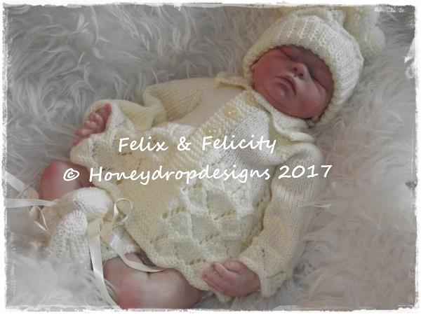 Felix & Felicity (4 Sizes)-