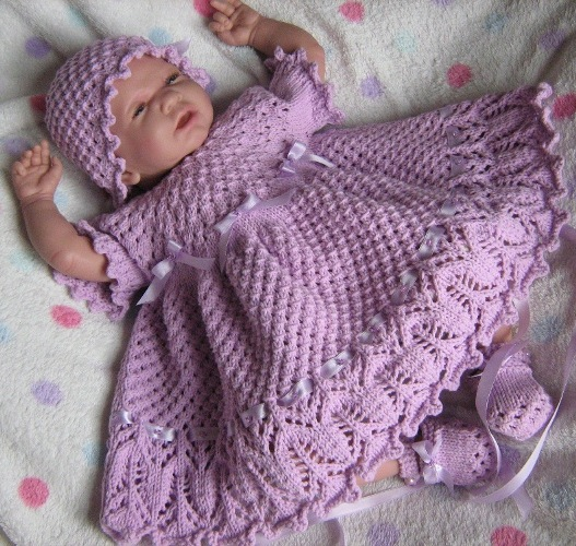 Lilac n Lace-
