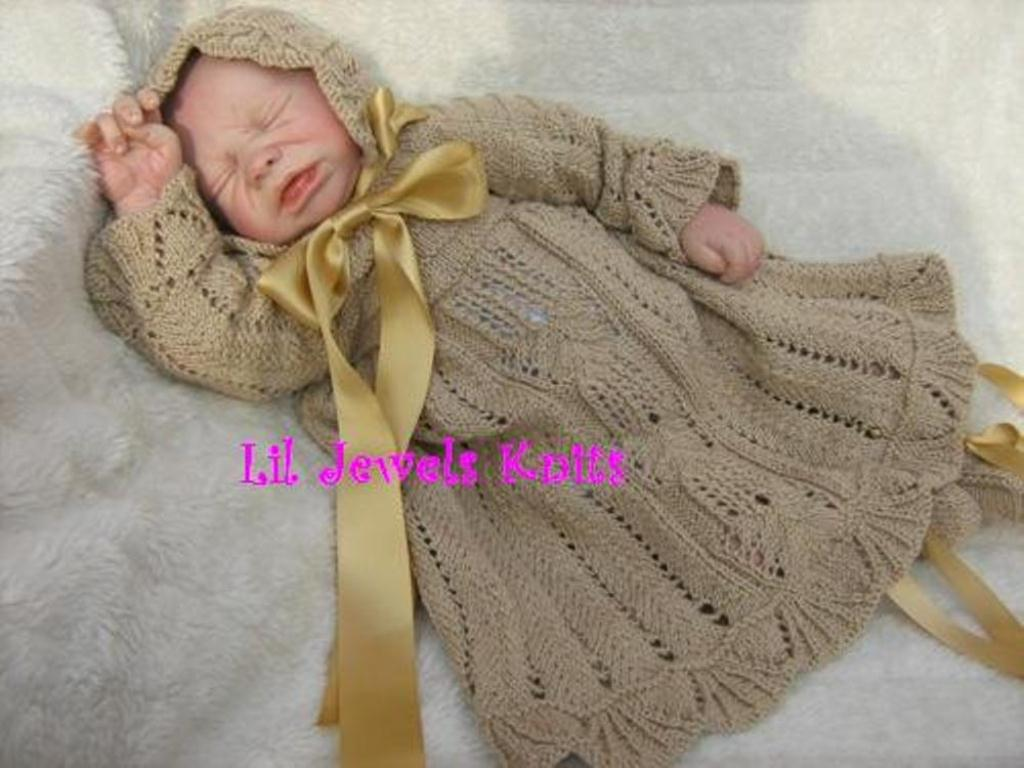 Christening Gown-