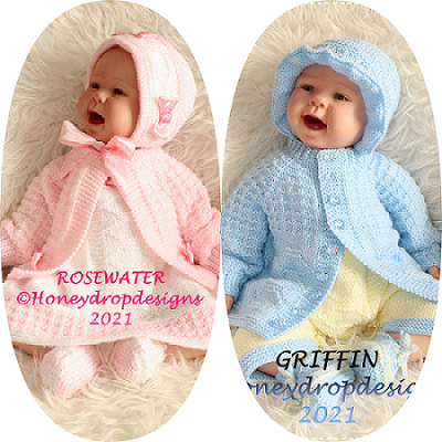 GRIFFIN/ROSEWATER COMBO SET